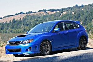 Subaru Impreza WRX / WRX STI 2011 Factory Service Workshop repair manual