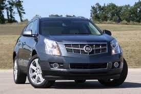 Cadillac SRX 2010 2011 2012 Factory Workshop service repair manual