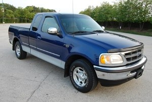 Ford F150 1997 to 2003 Factory Service Workshop repair manual