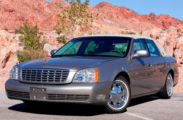 Cadillac Deville 2000-2005 Service Workshop repair manual