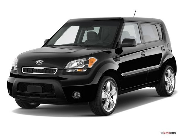 KIA SOUL 2010 Factory Service Workshop repair manual