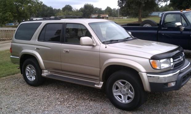 Toyota 4Runner 1996 1997 1998 1999 2000 2001 2002 Factory Workshop service repair manual