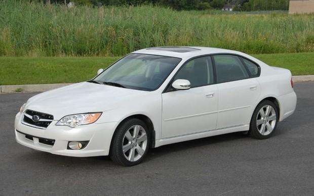 Subaru Legacy 2008 to 2009 Factory Service Workshop repair manual