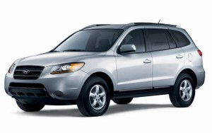 Hyundai Santa Fe 2010 Factory Service Workshop repair manual