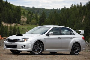 Subaru Impreza WRX / WRX STI 2012 Factory Service Workshop repair manual