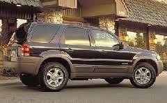 Ford Escape 2001 2002 2003 2004 2005 2006 2007 SHOP service repair manual