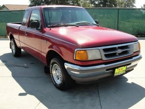Ford Ranger 1993 to 1997 Factory Service Workshop repair manual