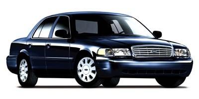 Ford Crown Victoria - Mercury Grand Marquis 1998-2012 Factory Service Workshop repair manual
