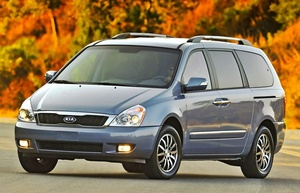 KIA Sedona 2011 Factory Service Workshop repair manual