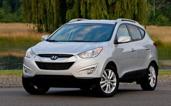 Hyundai Tucson 2013 Factory Workshop Service Repair manual