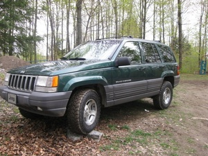 JEEP Grand Cherokee ZJ 1996 to 1998 PDF Factory service SHOP repair manual