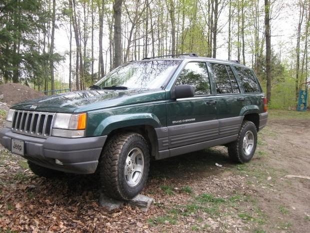 JEEP Grand Cherokee ZJ 1996 to 1998 PDF Factory service SHOP repair manual