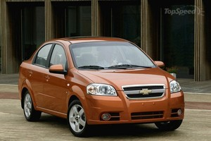 Pontiac WAVE - Chevrolet Aveo 2007-2010 Factory Service Workshop repair manual
