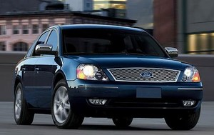 Ford Five-Hundred 500 2005 2006 2007 Service SHOP repair manual