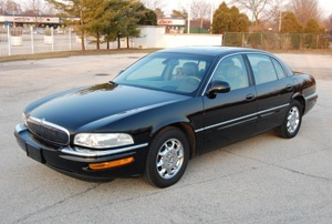 Buick Park Avenue 1997 to 2005 Factory Service Workshop repair manual