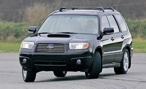 Subaru Forester 2005 to 2007 Factory Service Workshop repair manual