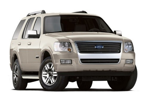 Ford Explorer, Explorer Sport Trac and Mercury Mountaineer Factory Service Workshop repair manual