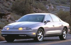 Oldsmobile Aurora 1995 to 1999 Factory Service Workshop repair manual