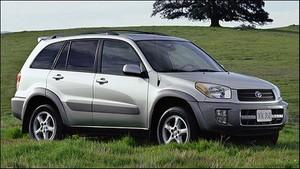 Toyota RAV4 2001 2002 2003 2004 2005 Factory Workshop service repair manual