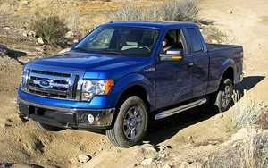 Ford F150 2009 to 2010 Factory Service Workshop repair manual