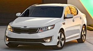 KIA Optima Hybrid 2011 - 2012 Factory Service Workshop repair manual