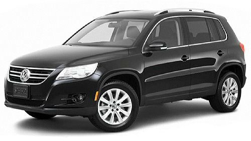 Volkswagen Tiguan 2009 2010 2011 Factory Workshop service repair manual