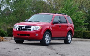Ford Escape, Escape Hybrid - Mercury Mariner 2009 Factory Service Workshop repair manual