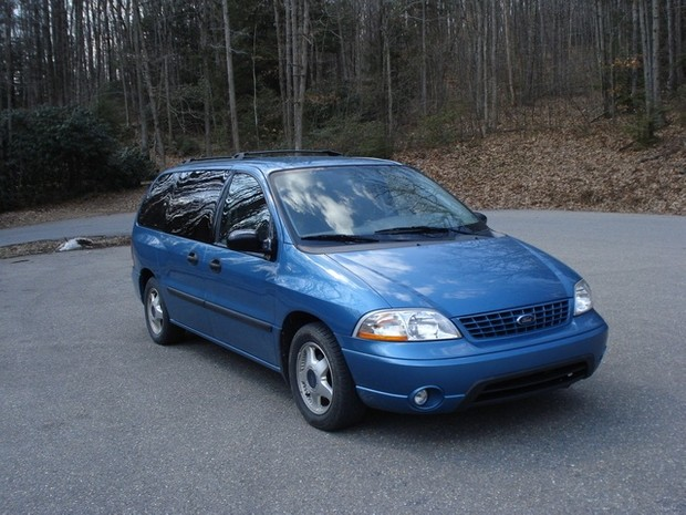 Ford Windstar 1999 to 2003 Factory Service Workshop repair manual
