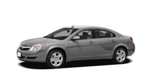 Saturn Aura 2007-2010 Factory Service Workshop repair manual