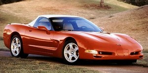 Chevrolet Corvette C5 1997 to 2004 Factory Service Workshop repair manual