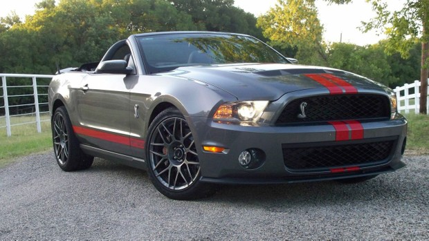 Ford Mustang Shelby GT500 2011 2012 Factory service SHOP repair manual
