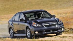 Subaru Legacy - Legacy Outback 2013 Factory Service Workshop repair manual