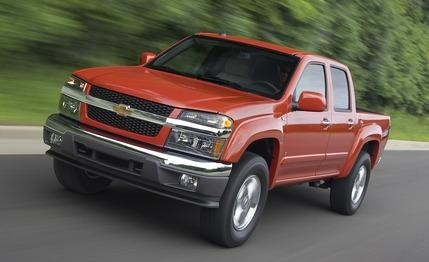 GMC Canyon - Chevrolet Colorado 2007 to 2012 Factory Service Workshop repair manual