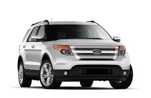 Ford Explorer 2011-2015 Factory Service Workshop repair manual