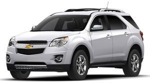 Chevrolet Equinox 2010-2011-2012 Factory Workshop Service Repair manual