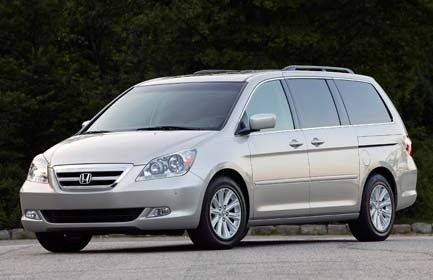 Honda Odyssey 2005-2010 Factory Service Workshop repair manual