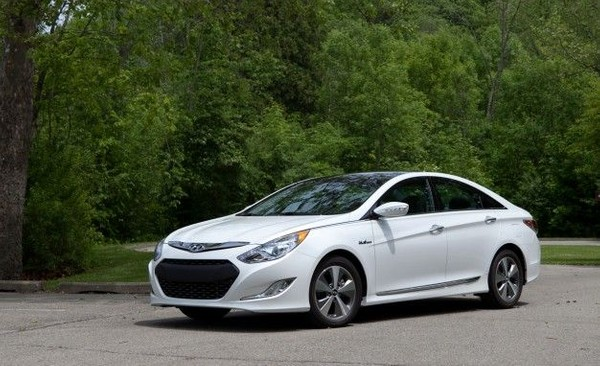 Hyundai Sonata Hybrid 2013 Factory Workshop Service Repair manual