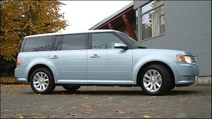 Ford Flex 2009 to 2012 Factory Service Workshop repair manual