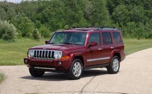 Jeep Commander XK 2006 2007 2008 2009 2010 Factory Service SHOP manual