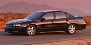 Chevrolet 2000 to 2005 Factory Service Workshop repair manual