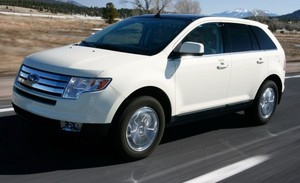 Ford Edge - Lincoln MKX 2007-2010 Factory Service Workshop repair manual
