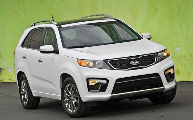KIA Sorento 2013 Factory Service Workshop repair manual