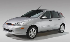 Ford Focus 2000-2007 Factory Service Workshop repair manual