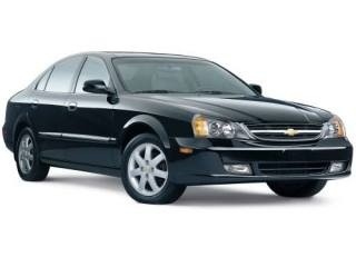 Chevrolet Epica 2000 to 2006 Factory Service Workshop repair manual