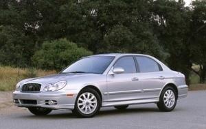 Hyundai Sonata 2003-2004 Service Repair workshop Manual