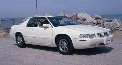 Cadillac Eldorado 1996 to 2002 Factory Service Workshop repair manual