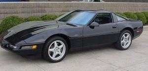 Chevrolet Corvette 1990 to 1996 Factory Service Workshop repair manual