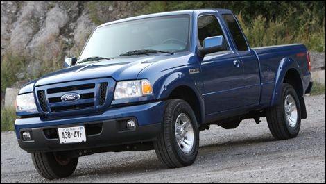 Ford Ranger 2001 2002 2003 2004 2005 2006 2007 2008 Factory service repair manual