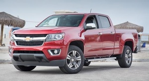 GMC Canyon - Chevrolet Colorado 2013 to 2016 Factory Service Workshop repair manual