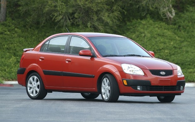 KIA RIO 2006 Factory Service Workshop repair manual